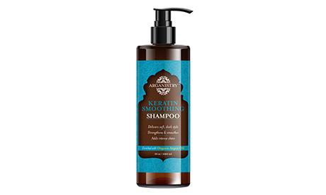 Smoothing Keratin Shampoo